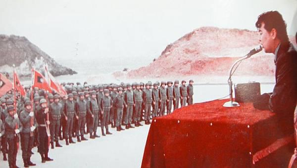 軍民一家7002-3西莒丹尼爾凱利演講師週會