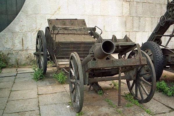 150mm迫擊砲完整版