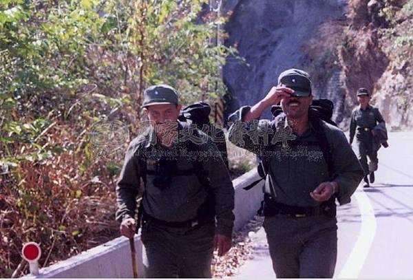 約旦陸軍山地訓