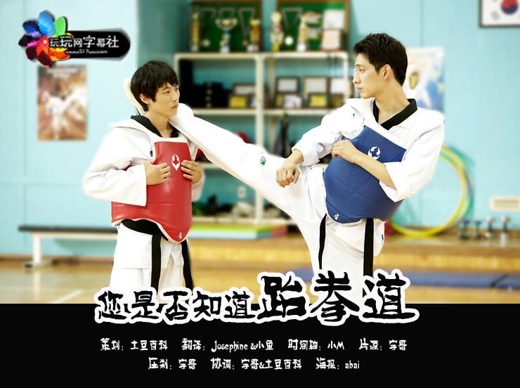 您是否知道跆拳道 - 玩玩網字幕社