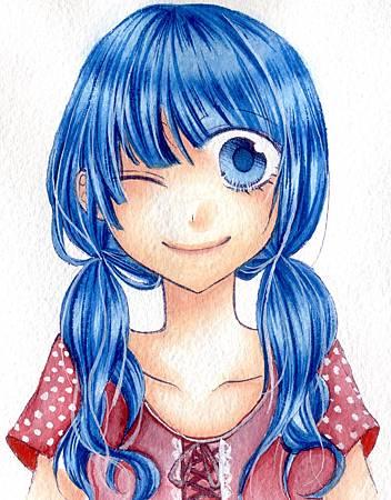 藍髮女孩.jpg