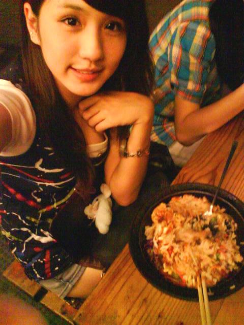 吃韓式石鍋拌飯喔.jpg