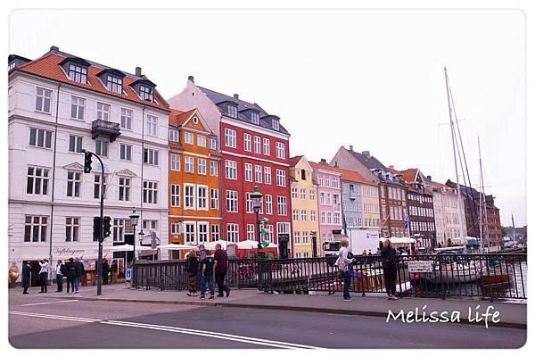 【丹麥●哥本哈根Copenhagen】DAY4 哥本哈根市區觀光●丹麥童話王國著名地標新港、阿美琳堡王宮看丹麥衛兵交接