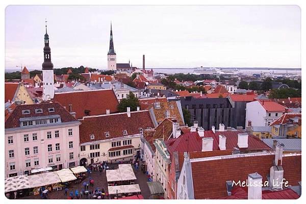 【愛沙尼亞●塔林Tallinn】半日遊漫步在中世紀的塔林舊城區●探訪波羅的海三小國的魅力
