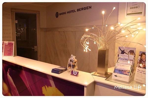 BASIC HOTEL BERGEN●卑爾根基本飯店●挪威卑爾根住宿篇