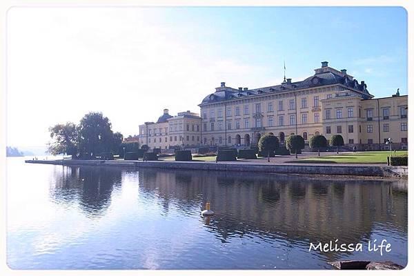 【瑞典●斯德哥爾摩Stockholm】DAY2 前往皇后島城堡(卓寧霍姆宮)●再去動物園島參觀瓦薩VASA戰艦博物館、ABBA合唱團博物館