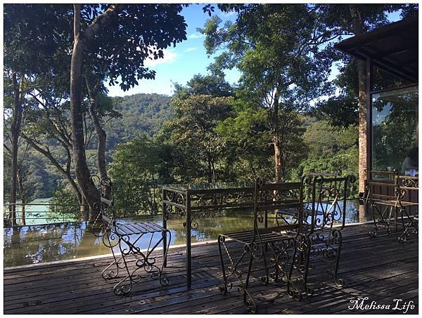 【桃園大溪●午茶食光】水漾石門Forestaurant Cafe ●湖畔咖啡-輕食-美景-下午茶