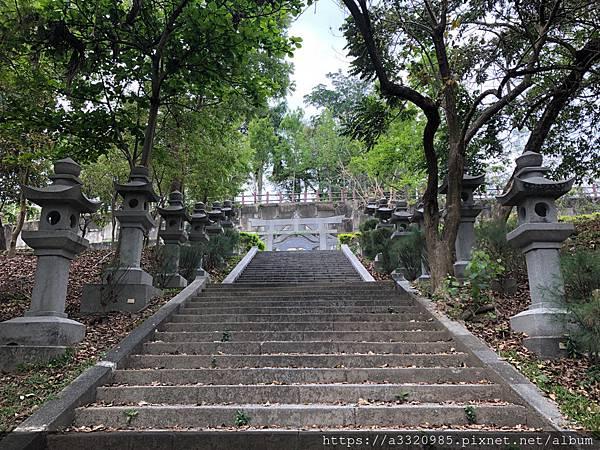 旗山神社遺址