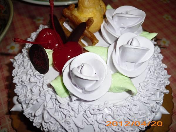 400多塊蛋糕