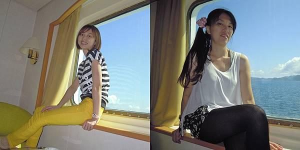 艙船個人照