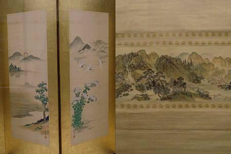 名古屋城二樓畫畫-4