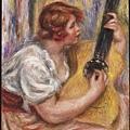 雷諾瓦 彈吉他女人.jpg