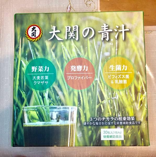 女人知己試用大隊、大關青汁、Sakekasu酒粕專研、酒粕專研、青汁、專利酒粕發酵膳食纖維、酒粕、日本進口、體內環保