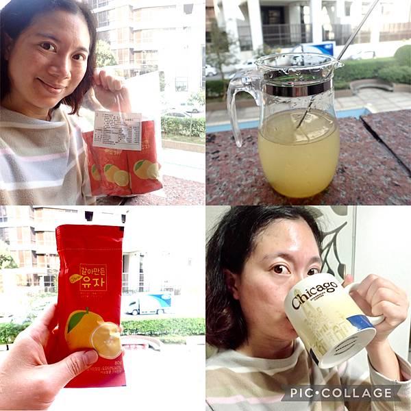 韓國黃金柚子茶