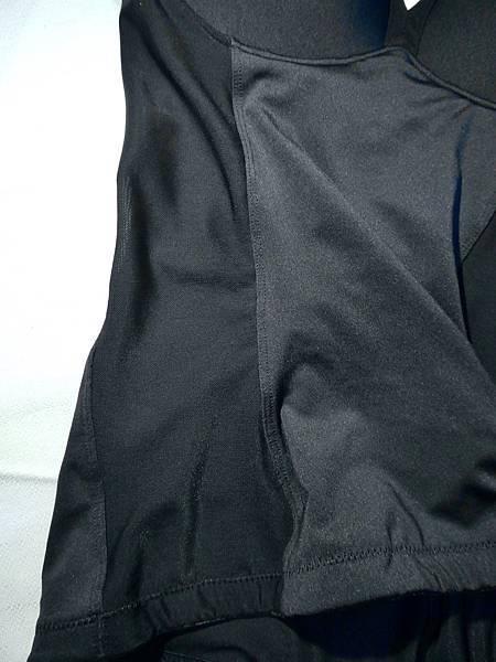 TheCURVE蔻麗芙 BARTOP極塑美型(含罩)塑身衣-經典黑