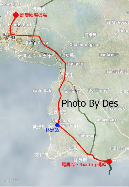 沙美島包車路線圖.jpg