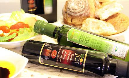 有機冷壓初榨橄欖油及陳年葡萄酒醋.jpg
