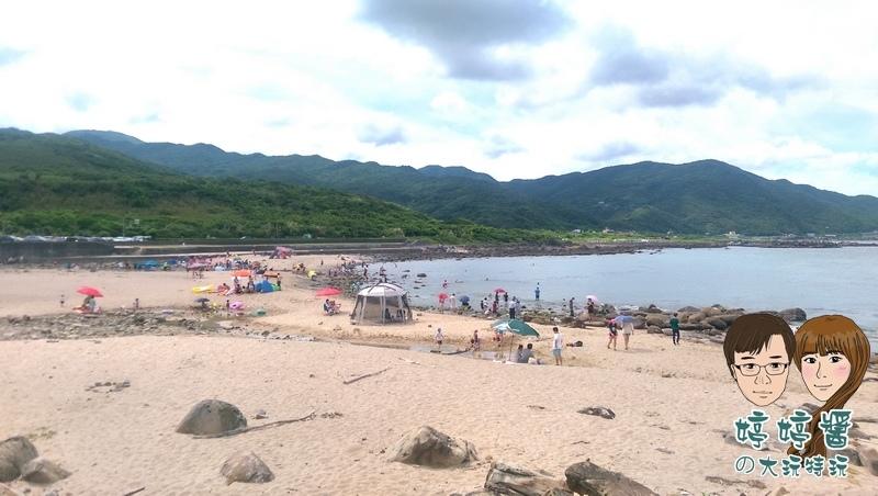 黃金咖啡海岸海邊沙灘白沙灘貝殼沙露營