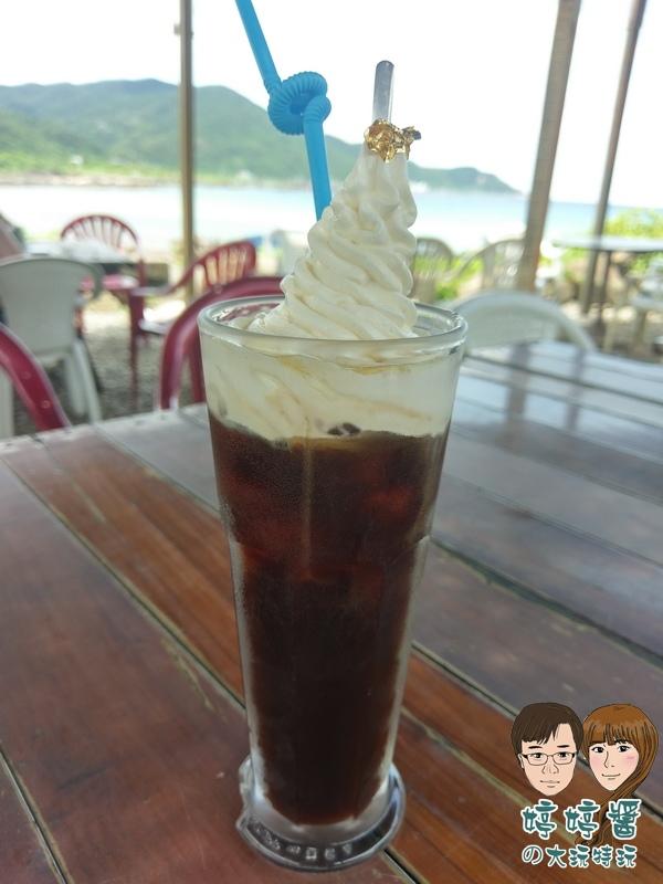 黃金咖啡海岸金箔招牌黃金咖啡-熱/冰