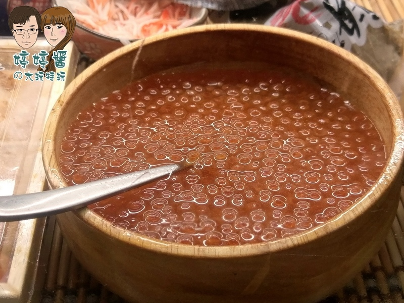 合掌村日式料理鮭魚卵