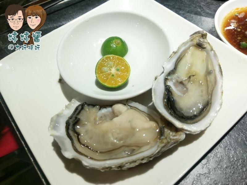 漉海鮮南非生蠔蚵仔牡蠣