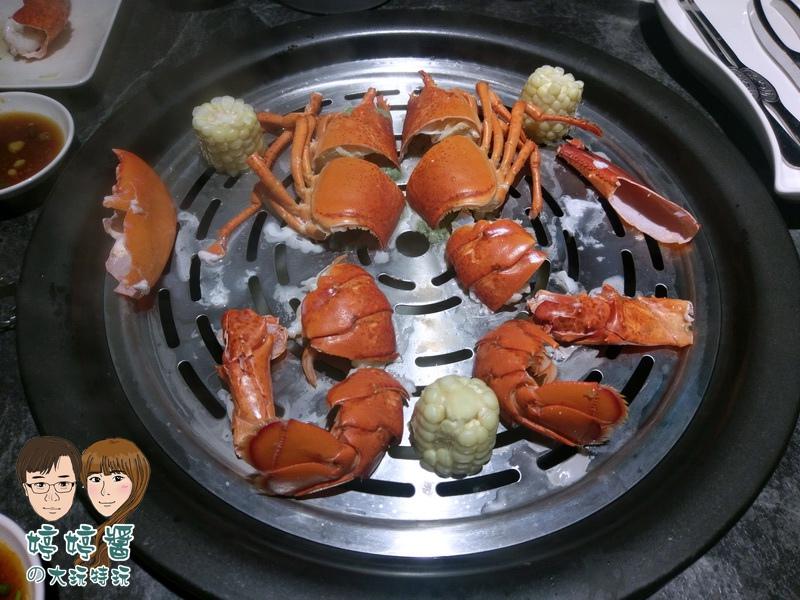 漉海鮮波士頓龍蝦