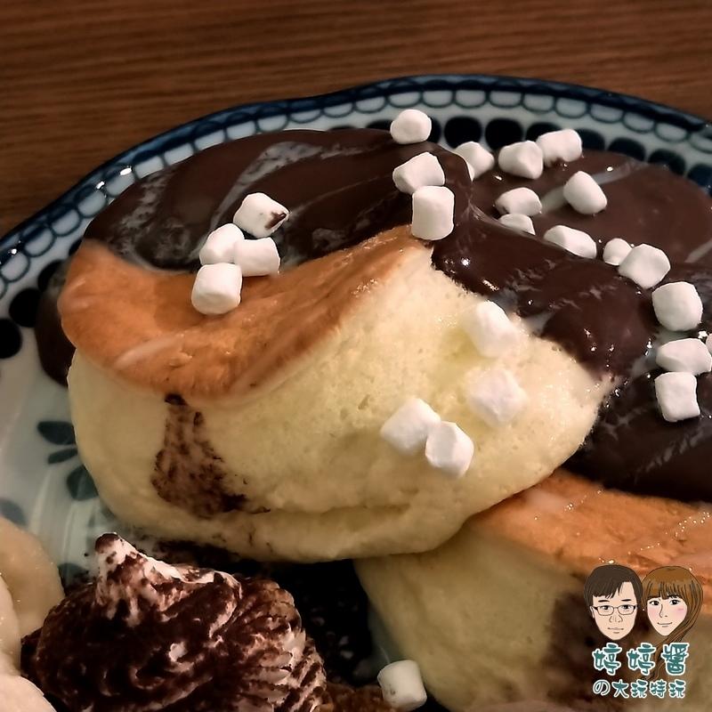 楽麥樂麥舒芙蕾製造所法芙娜巧克力舒芙蕾鬆餅棉花糖奶油