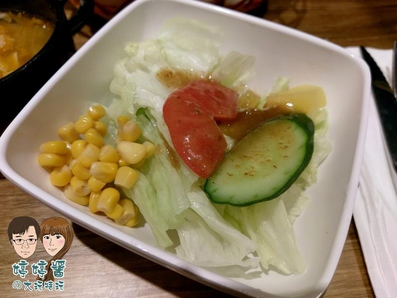爭厚厚切牛排 桃園店生菜沙拉