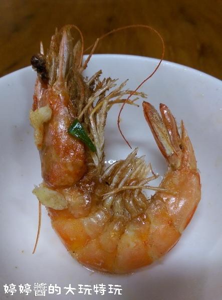 清香飲食店 砂鍋魚頭 蔥爆蝦