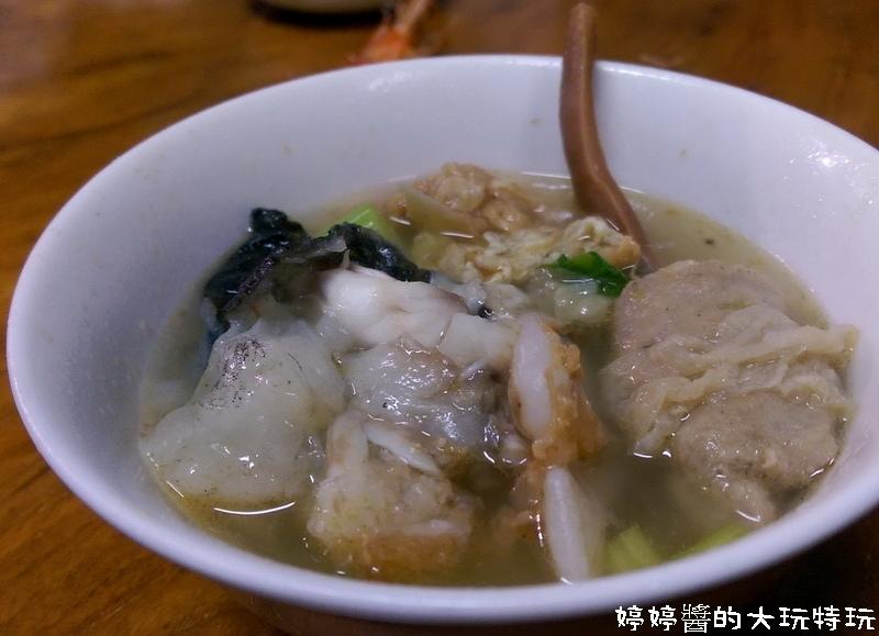 清香飲食店 砂鍋魚頭臉盆大 滿滿蛋酥魚丸滷豆腐魷魚大頭鰱