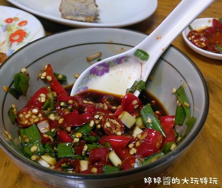 清香飲食店 砂鍋魚頭沾醬