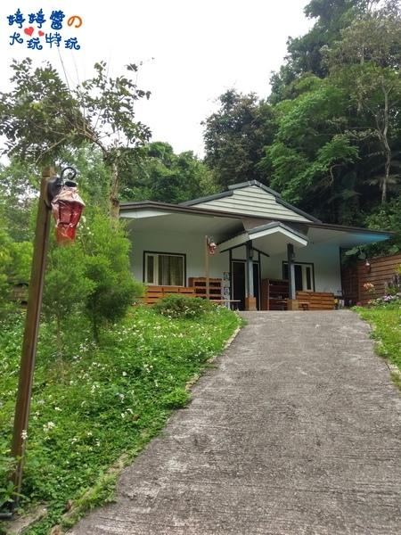 苗栗岩川森林民宿莊園餐廳螢火蟲攝影白天