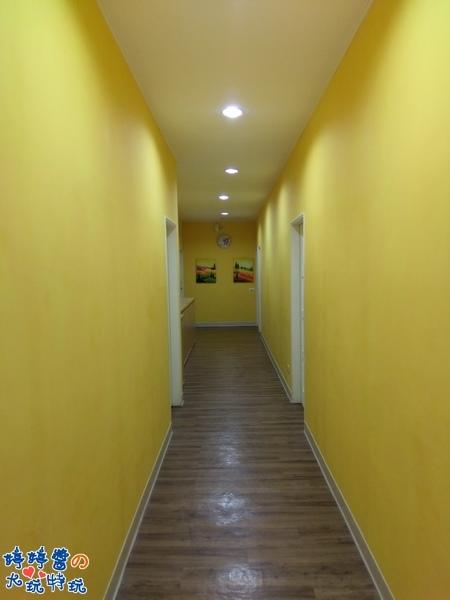 苗栗岩川森林民宿.莊園餐廳房間走廊