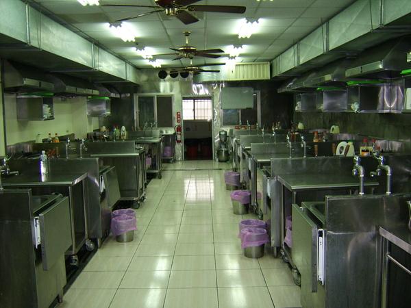 中餐術科教室