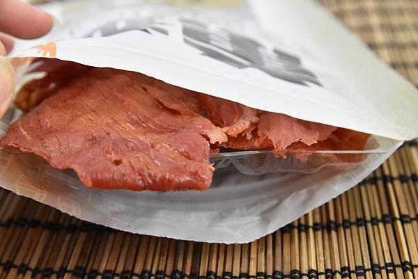 萬益薄片肉干