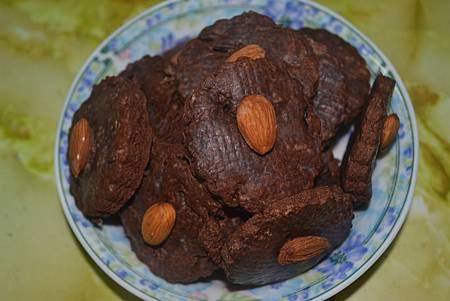 巧克力乾果餅乾