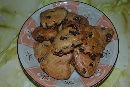 碎巧克力餅乾
