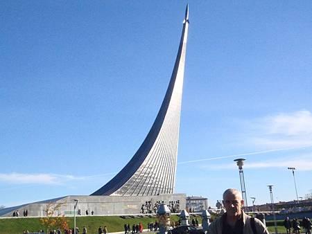 太空紀念碑