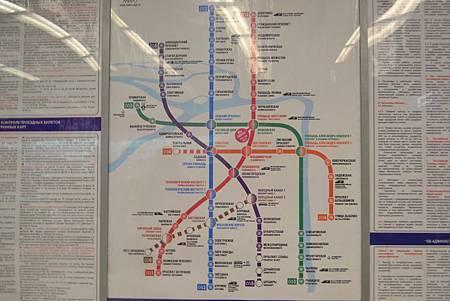 地鐵路線圖
