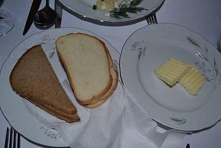 麵包加酸奶