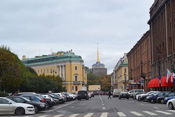 俄羅斯馬路