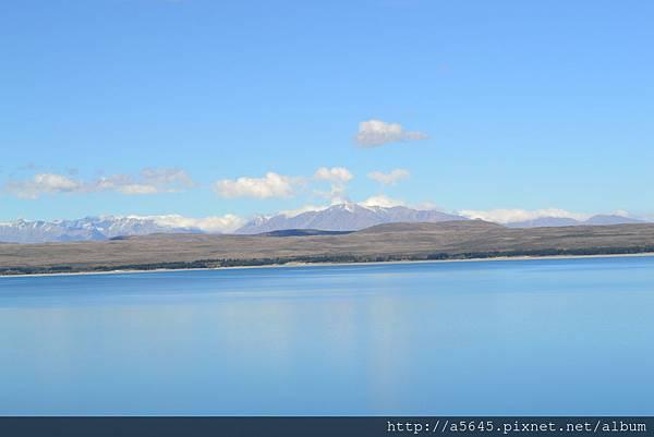 第卡坡冰河湖