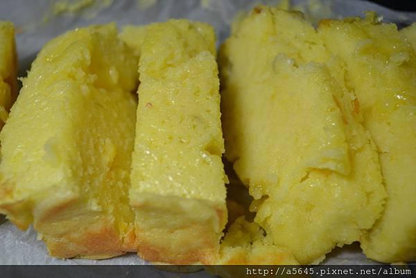 香橙優格蛋糕