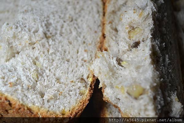 甜栗核桃麵包