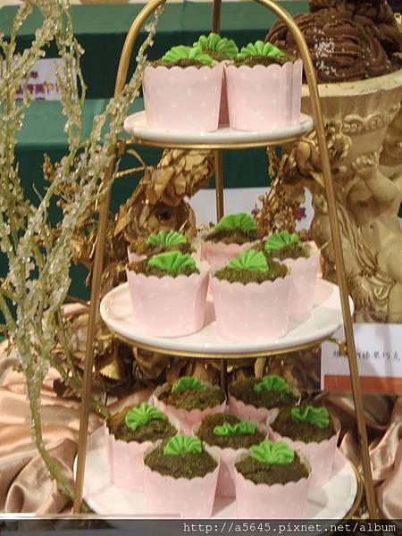 榛果巧克力蛋糕