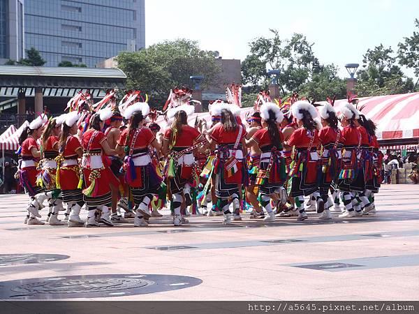 原住民豐年祭