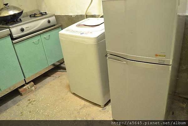 冰箱+洗衣機