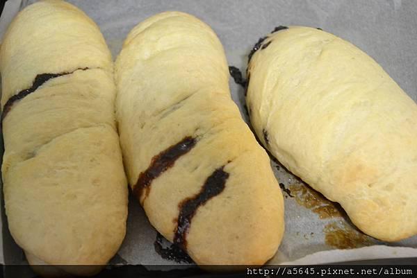 巧克力法國麵包
