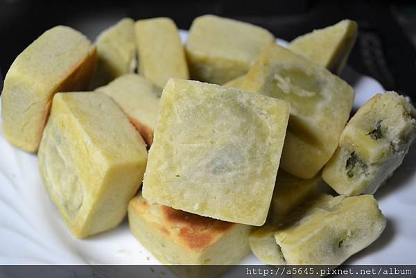 沫茶紅豆酥