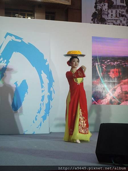 越南藝術表演